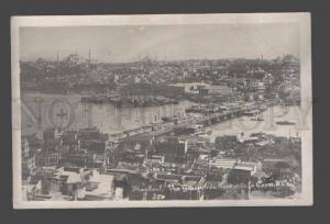 092248 TURKEY Stamboul Palais du Pont et de la Corne d'Or Old