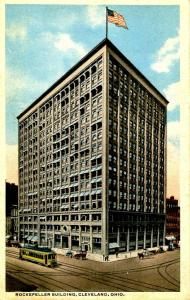 OH - Cleveland. Rockefeller Building