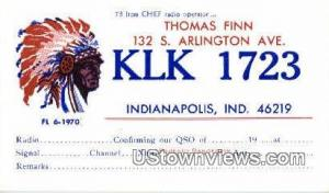 Thomas Finn Indianapolis IN Unused