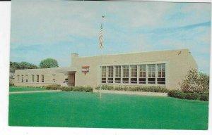 Vintage postcard, Ashland YMCA, Ashland, Ohio