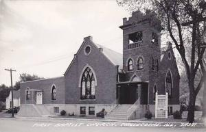 RP: Baptist Church , Chillecothe , Illinois , 30-40s