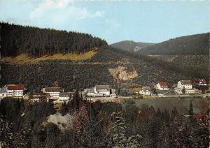 Wildemann Oberharz Blick vom Sannickel