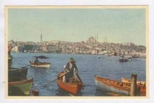 Istanbuldan Bir Gorunus, Turkiye, PU 1959
