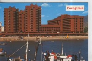 Postal 009831: Complejo Las Palmeras de Fuengirola en Malaga