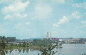 KINGSTON , Tennessee , 50-60s ; Kingston Steam Plant