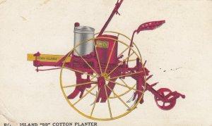 Rock Island 99 Cotton Planter , 00-10s
