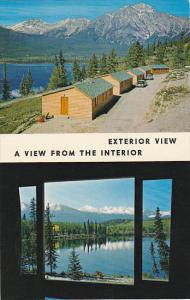 Canada Pyramid Lake Motel Jasper Alberta