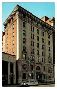 1950s/60s Franklin Park Hotel, Washington, DC Postcard