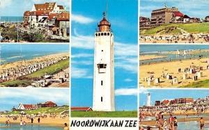 Netherlands Noordwijk aan Zee, Plage Beach Lighthouse Strand Leuchtturm