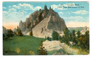 Vampire Peak, Cedar Pass,  Bad Lands,  South Dakota,  00-10s