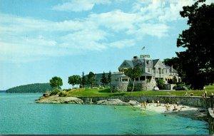 Maine Bar Harbor Motor Hotel Bar Harbor