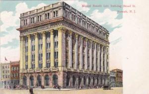 Mutual Benefit Life Insurance Building - Broad Street Newark NJ, New Jersey - DB