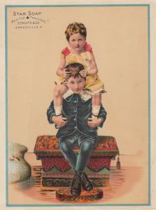 TC: Star Soap , 1900-10s; Schultz & Co. , ZANESVILLE, Ohio # 6