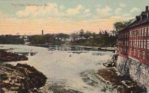Maine Skowhegan The Falls