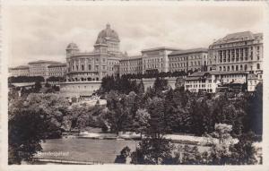 Bundespalast, Berne, Switzerland, 1920-1940s
