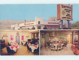 Pre-1980 RESTAURANT SCENE Hagerstown Maryland MD G8667