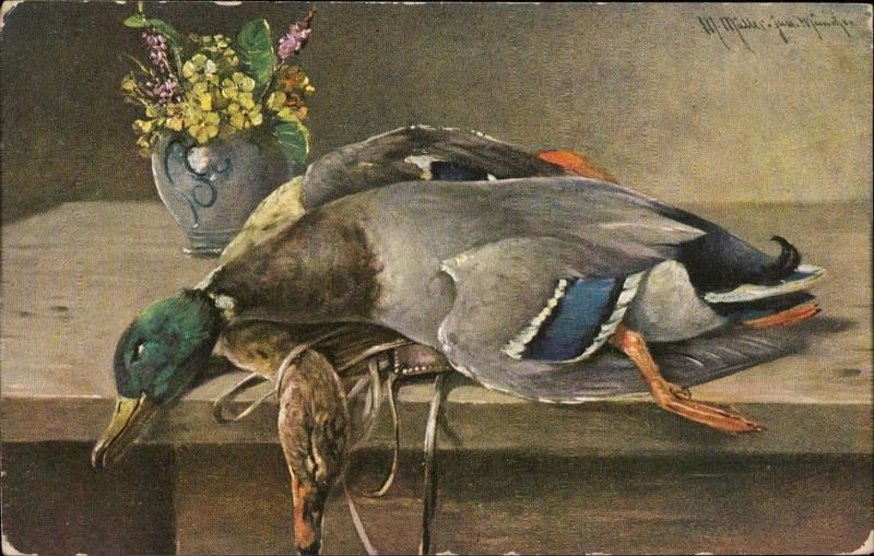 Image result for duck hunting art