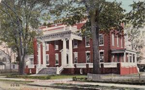 Methodist Episcopat Home For Aged Women Collingswood New Jersey 1913