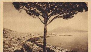 Italy Napoli Naples Panorama