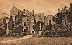 COMPTON DEVON ENGLAND~COMPTON CASTLE~FRITH PHOTO POSTCARD