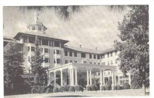 Exterior, Carolina Hotel, Pinehurst,  North Carolina, 40-60s