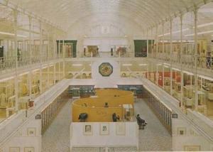 London Bethnal Green Museum Exhibition 1972 Interior  Exhibition Royal Postcard