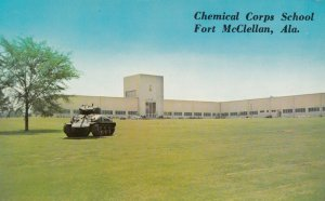 ANNISTON , Alabama , 1940-60s; Fort McClellan, Chemical Corps School