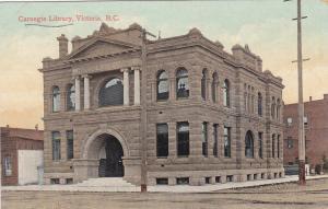 VICTORIA, British Columbia, Canada, 00-10s; Carnegie Library