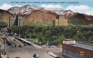 OGDEN , Utah , PU-1943 ; City Park