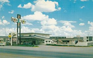GALLUP , New Mexico , 1950-60s ; Shalimar Inn , Route 66
