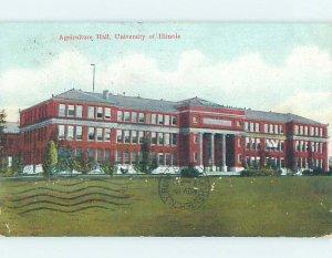 Pre-Chrome UNIVERSITY OF ILLINOIS Champaign-Urbana Illinois IL AG9333