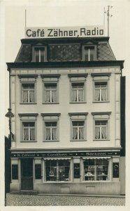 Postcard Cafe Zahner