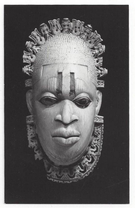 RP: Ivory Mask , Benin City , Nigeria , 30-50s