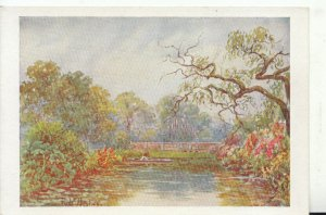 Middlesex Postcard - Hampton Court Palace and Gardens - Ref 19439A