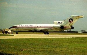 Lan Chile Boeing 727-116C