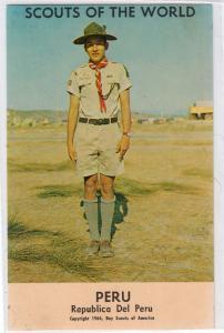 Scouts of the World - Peru