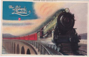 Pennsylvanna Railroad The Liberty Limited Train , 00-10s
