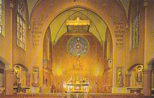 Illinois Mendota Holy Cross Church