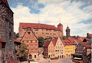 Nurnberg Germany Burg Nurnberg Burg