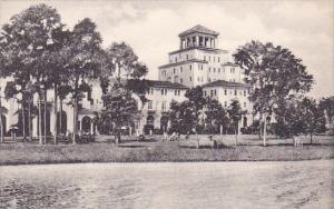 Florida Sebring Harder Hall On Rex Beach Lake