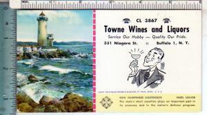Towne Wines & Liquors, Buffalo NY