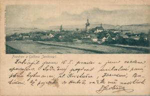 Czech Republic Pozdrav z Golcova Jenikova 02.34
