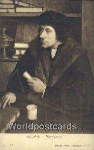 Didier Erasme Holbein, Belgium Unused