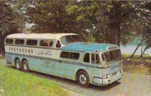 Greyhound Scenicruiser Bus