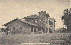 Tucson , Arizona , 1900-10s ; Southern Pacific Railroad Depot