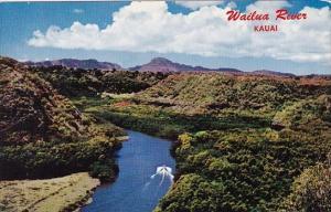 Hawaii Kauai Wailua River