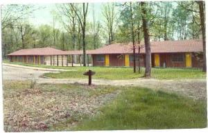 Sunset Point Lodge, Mammoth Cave National Perk, Kentucky, KY, Chrome