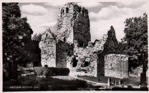 St Olaf's Ruin,Sigtuna,Sweden BIN
