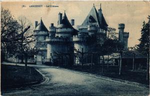 CPA   Chabenet - Le Cháteau   (518806)
