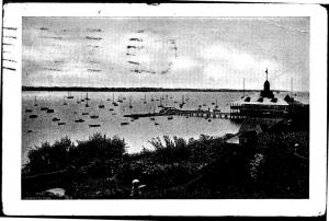 Providence RI Bay View Early 1900s Undivided Back Vintage Postcard H13
